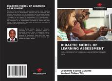 Bookcover of DIDACTIC MODEL OF LEARNING ASSESSMENT