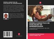 Bookcover of MODELO DIDÁCTICO DE AVALIAÇÃO DA APRENDIZAGEM