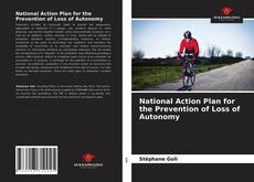 National Action Plan for the Prevention of Loss of Autonomy kitap kapağı