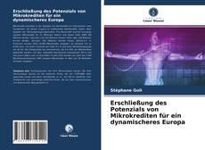 Bookcover of Erschließung des Potenzials von Mikrokrediten für ein dynamischeres Europa