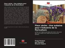 Copertina di Fleur sèche : Une aubaine pour l'industrie de la floriculture
