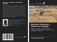 Bookcover of Derechos humanos y minería en Senegal