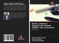 Обложка Storia, sintomi e diagnosi del diabete mellito: Una recensione