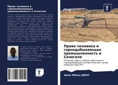 Capa do livro de Права человека и горнодобывающая промышленность в Сенегале