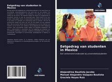 Eetgedrag van studenten in Mexico kitap kapağı