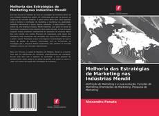 Copertina di Melhoria das Estratégias de Marketing nas Indústrias Mendil