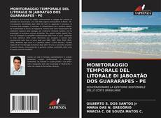 Portada del libro de MONITORAGGIO TEMPORALE DEL LITORALE DI JABOATÃO DOS GUARARAPES - PE