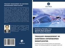 Bookcover of TREASURY-MANAGEMENT IM SANITÄREN UNTERNEHMEN DIENSTLEISTER