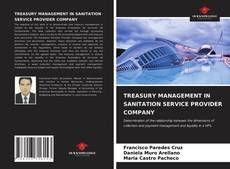Bookcover of TREASURY MANAGEMENT IN SANITATION SERVICE PROVIDER COMPANY