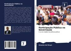 Copertina di Participação Pública na Governação