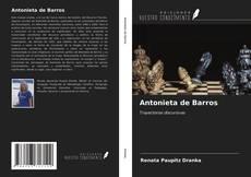 Capa do livro de Antonieta de Barros