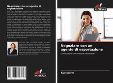 Обложка Negoziare con un agente di esportazione