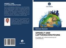 Bookcover of UMWELT UND LUFTVERSCHMUTZUNG