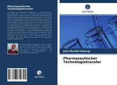 Portada del libro de Pharmazeutischer Technologietransfer