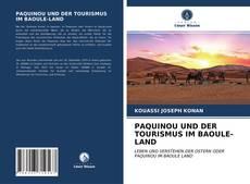 Capa do livro de PAQUINOU UND DER TOURISMUS IM BAOULE-LAND