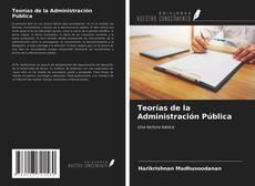 Teorías de la Administración Pública kitap kapağı