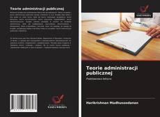 Couverture de Teorie administracji publicznej