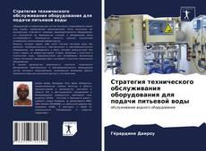 Bookcover of Cтратегия технического обслуживания оборудования для подачи питьевой воды