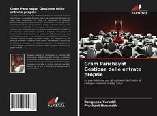 Bookcover of Gram Panchayat Gestione delle entrate proprie