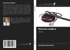 Portada del libro de Derecho médico