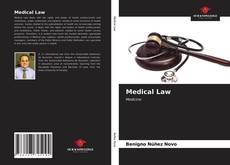 Portada del libro de Medical Law