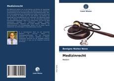 Capa do livro de Medizinrecht