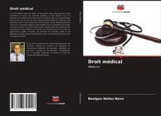 Bookcover of Droit médical