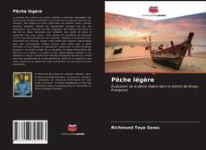 Capa do livro de Pêche légère