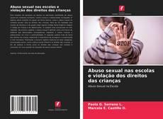 Borítókép a  Abuso sexual nas escolas e violação dos direitos das crianças - hoz