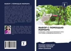 ВЫБОР С ПОМОЩЬЮ МАРКЕРА kitap kapağı