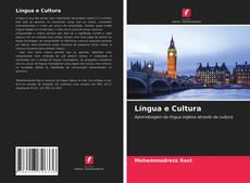Bookcover of Língua e Cultura