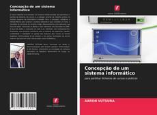 Concepção de um sistema informático的封面