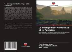 Portada del libro de Le changement climatique et le Pakistan