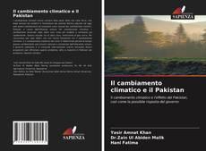 Buchcover von Il cambiamento climatico e il Pakistan