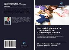 Bookcover of Methodologie voor de Therapeutische Lichamelijke Cultuur