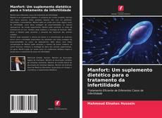 Portada del libro de Manfort: Um suplemento dietético para o tratamento da infertilidade