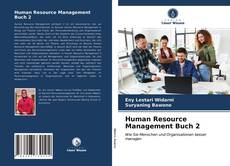 Bookcover of Human Resource Management Buch 2