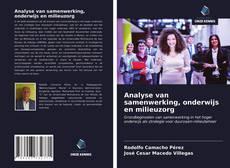 Borítókép a  Analyse van samenwerking, onderwijs en milieuzorg - hoz
