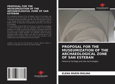 Copertina di PROPOSAL FOR THE MUSEUMIZATION OF THE ARCHAEOLOGICAL ZONE OF SAN ESTEBAN