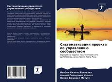Систематизация проекта по управлению сообществом kitap kapağı