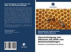 Copertina di Verunreinigung von Pflanzen mit Hilfe von Bienenschädlingen