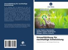 Couverture de Umweltbildung für nachhaltige Entwicklung