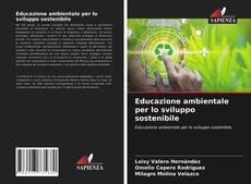 Bookcover of Educazione ambientale per lo sviluppo sostenibile