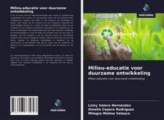 Bookcover of Milieu-educatie voor duurzame ontwikkeling