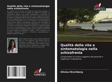 Borítókép a  Qualità della vita e sintomatologia nella schizofrenia - hoz