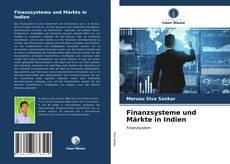 Обложка Finanzsysteme und M?rkte in Indien