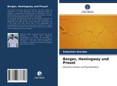Обложка Borges, Hemingway und Proust