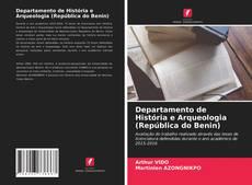 Couverture de Departamento de História e Arqueologia (República do Benin)