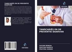 TANDCARIËS EN DE PREVENTIE DAARVAN kitap kapağı