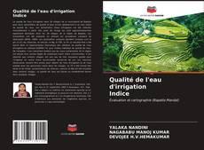 Bookcover of Qualité de l'eau d'irrigation Indice